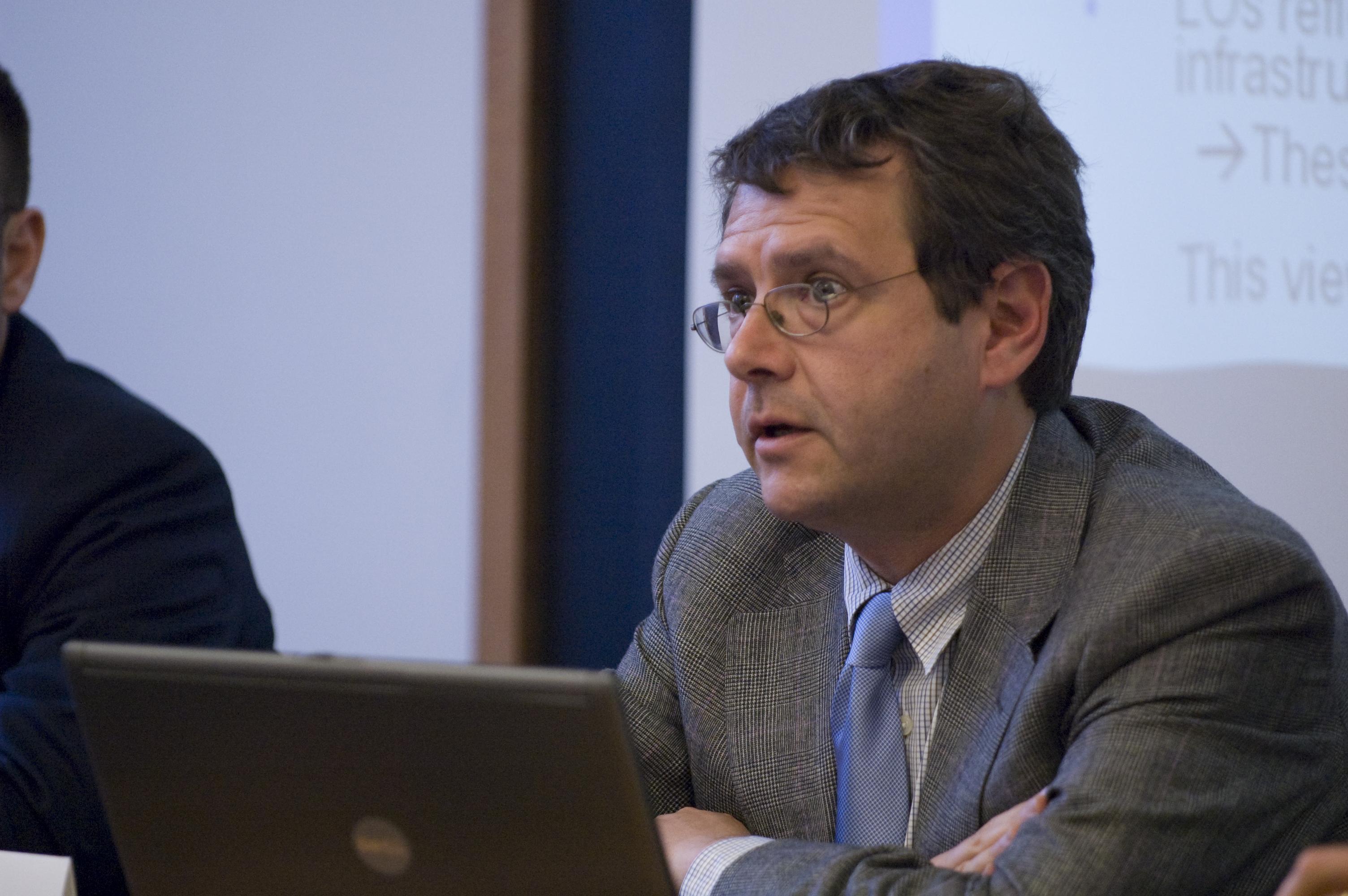 Harvard Econ. Prof. Andrei Shleifer