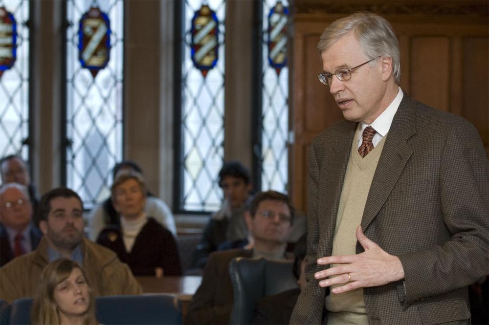 MIT Econ. Prof. Bengt Holmstrom
