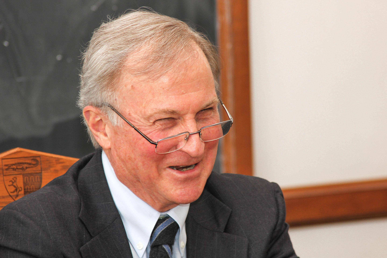 James R. Doty '69