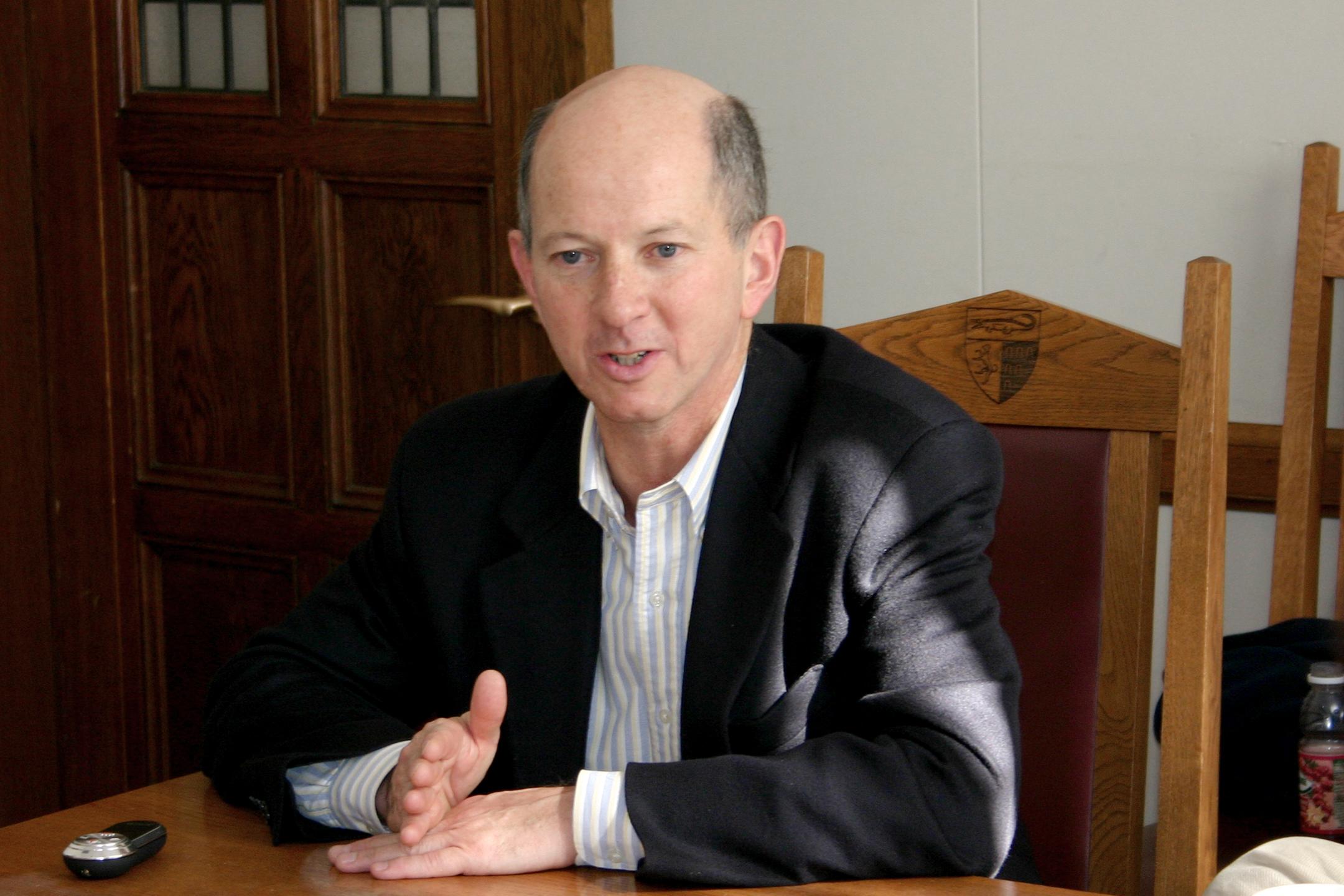 James A. Geraghty '80