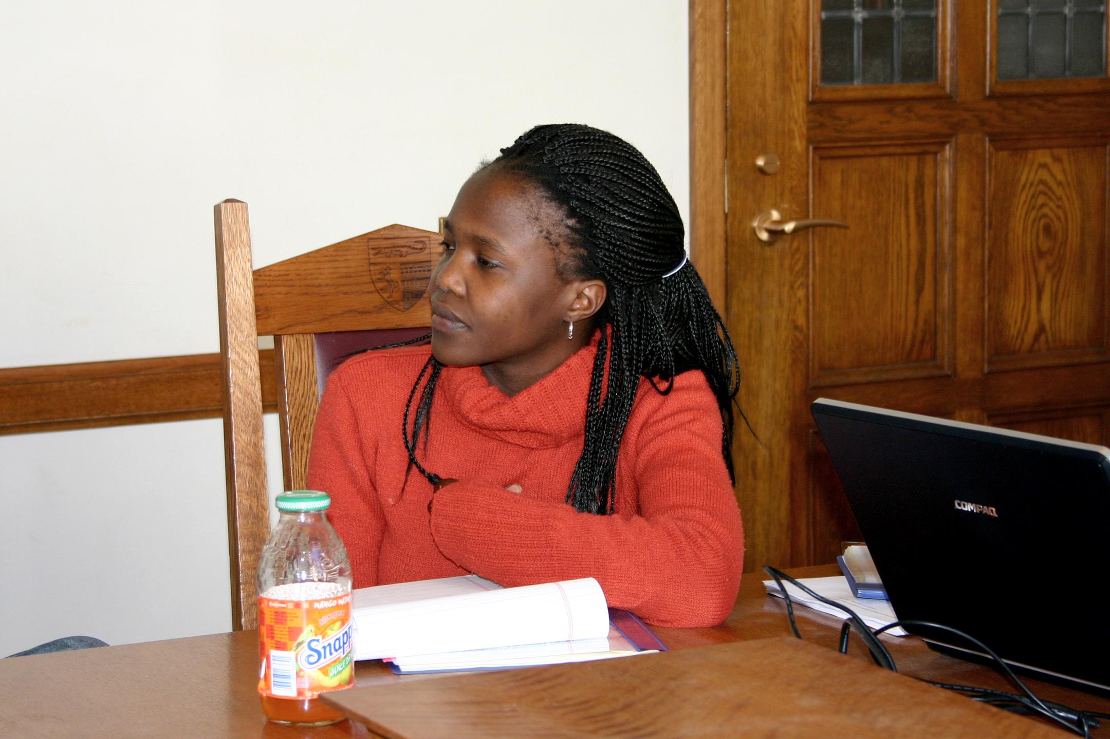 Wandi Tshambani LLM '06
