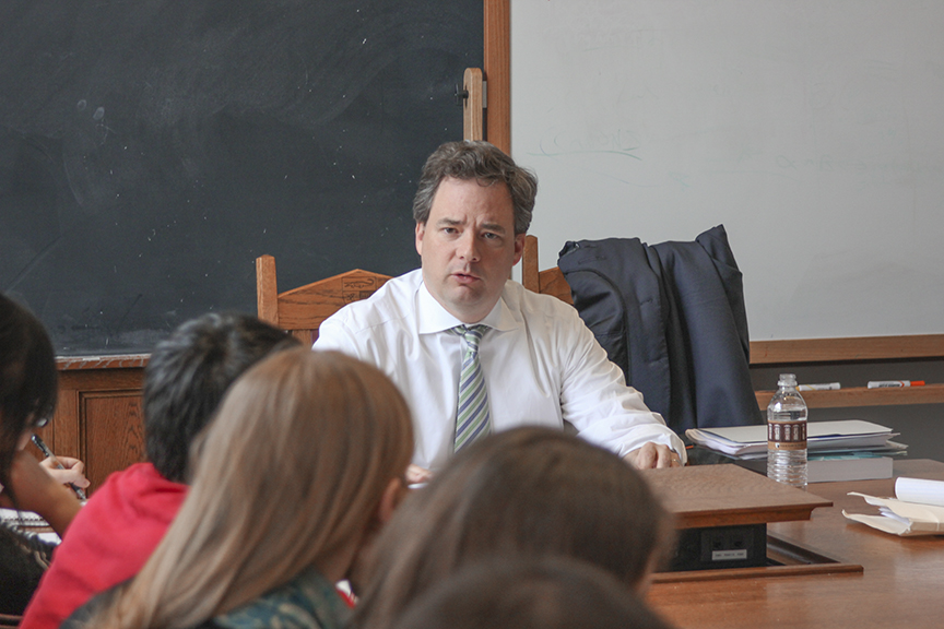 Mark Wiedman '96