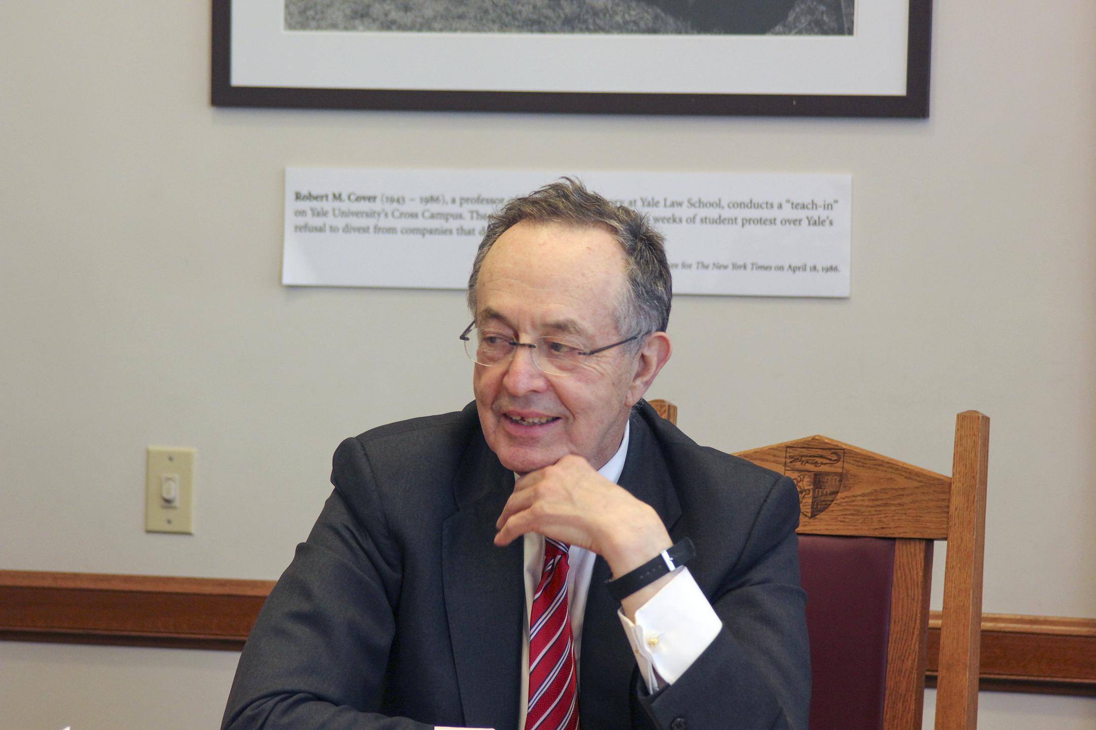 John A. Levin '63