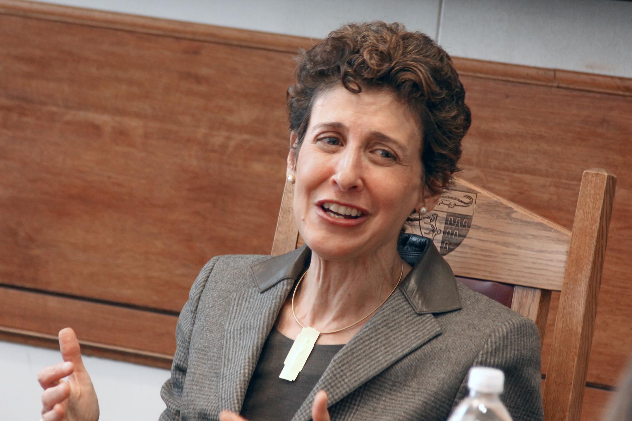 Linda C. Goldstein '85