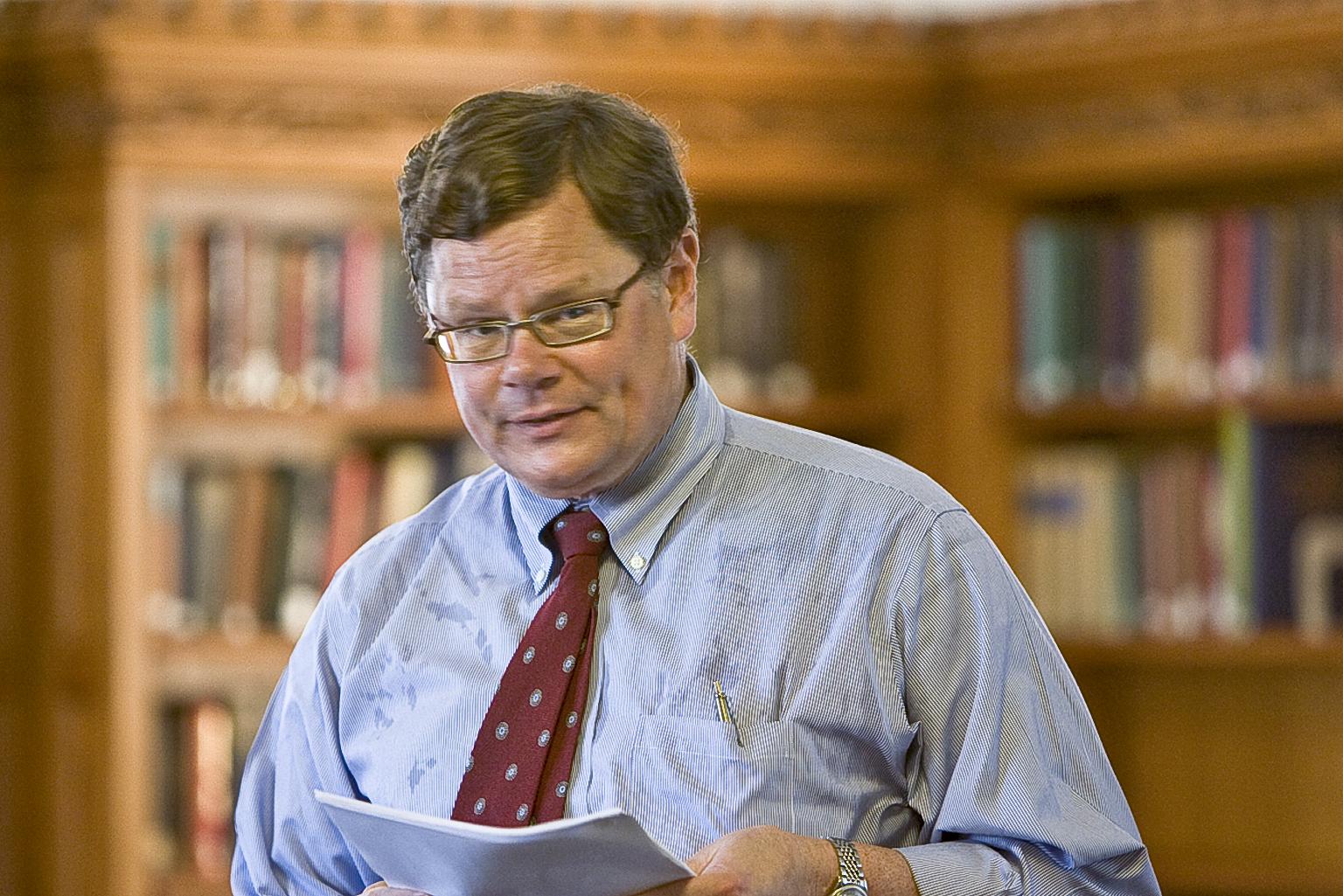 Harvard Law Prof. Reinier Kraakman '79