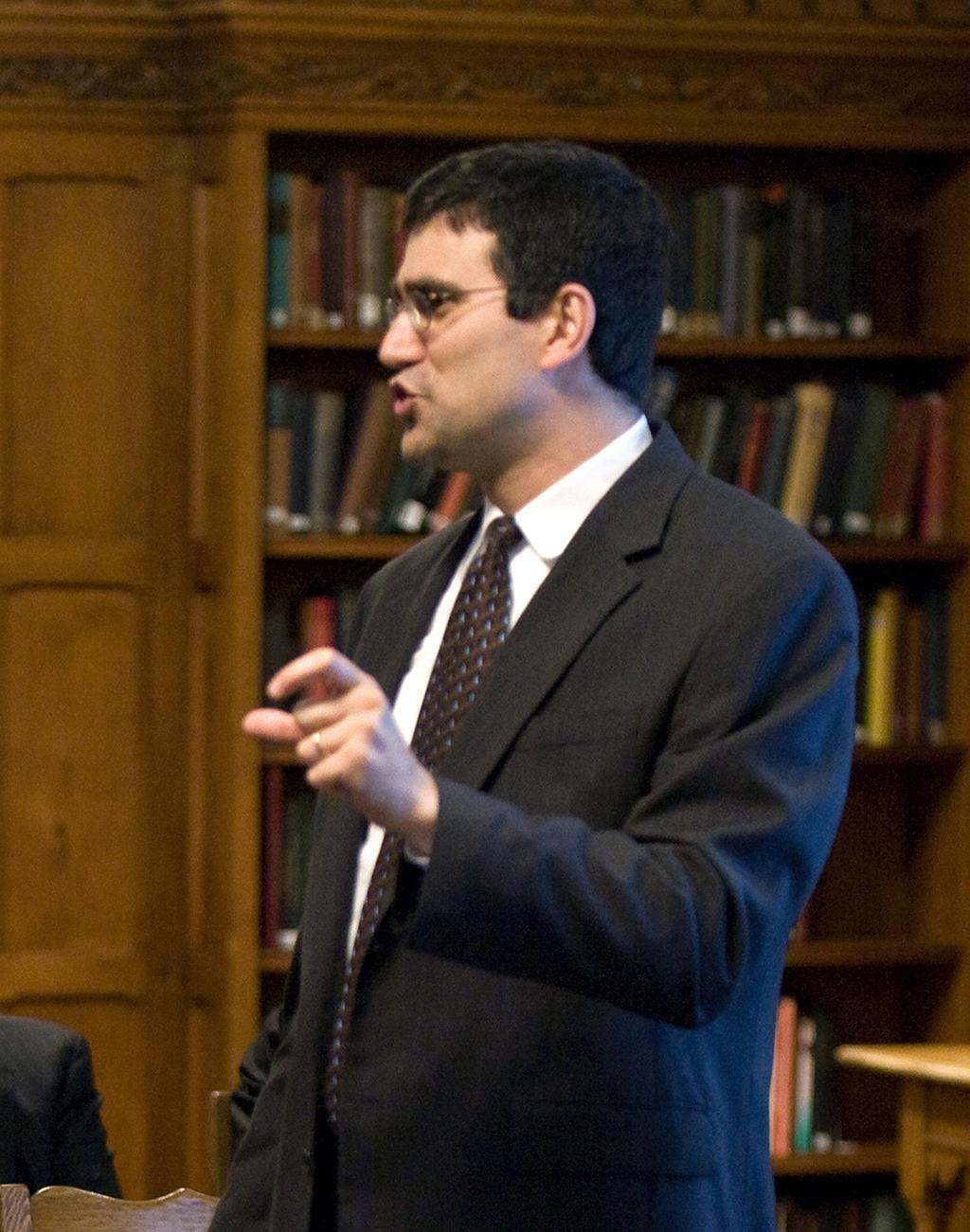 Wharton Prof. Andrew Metrick
