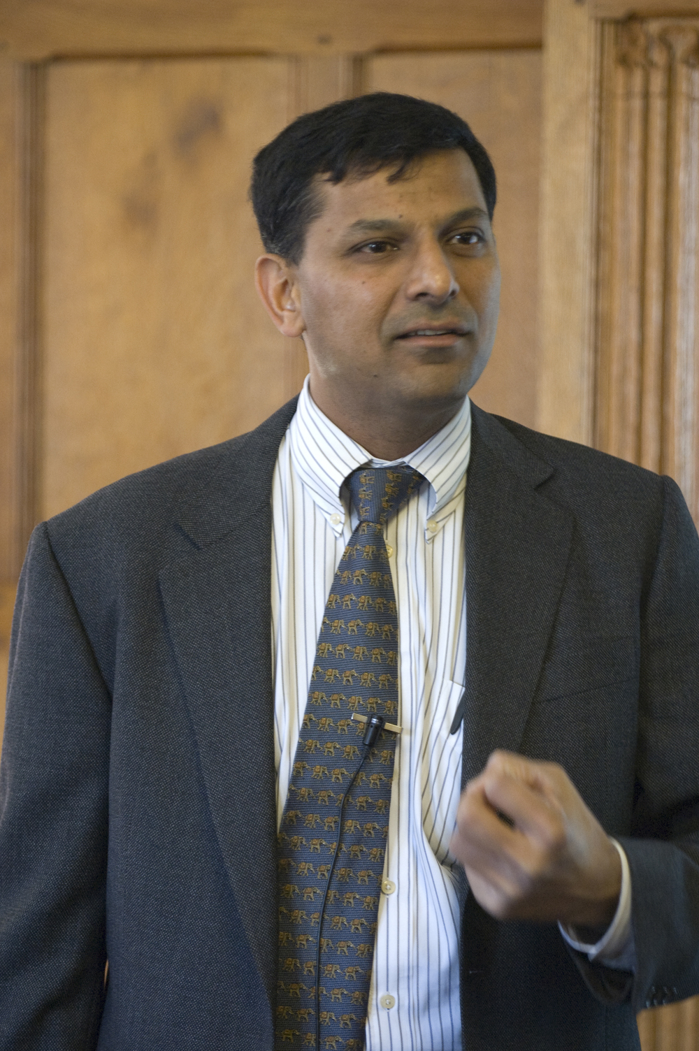 U. of Chicago Booth Prof. Raghuram Rajan