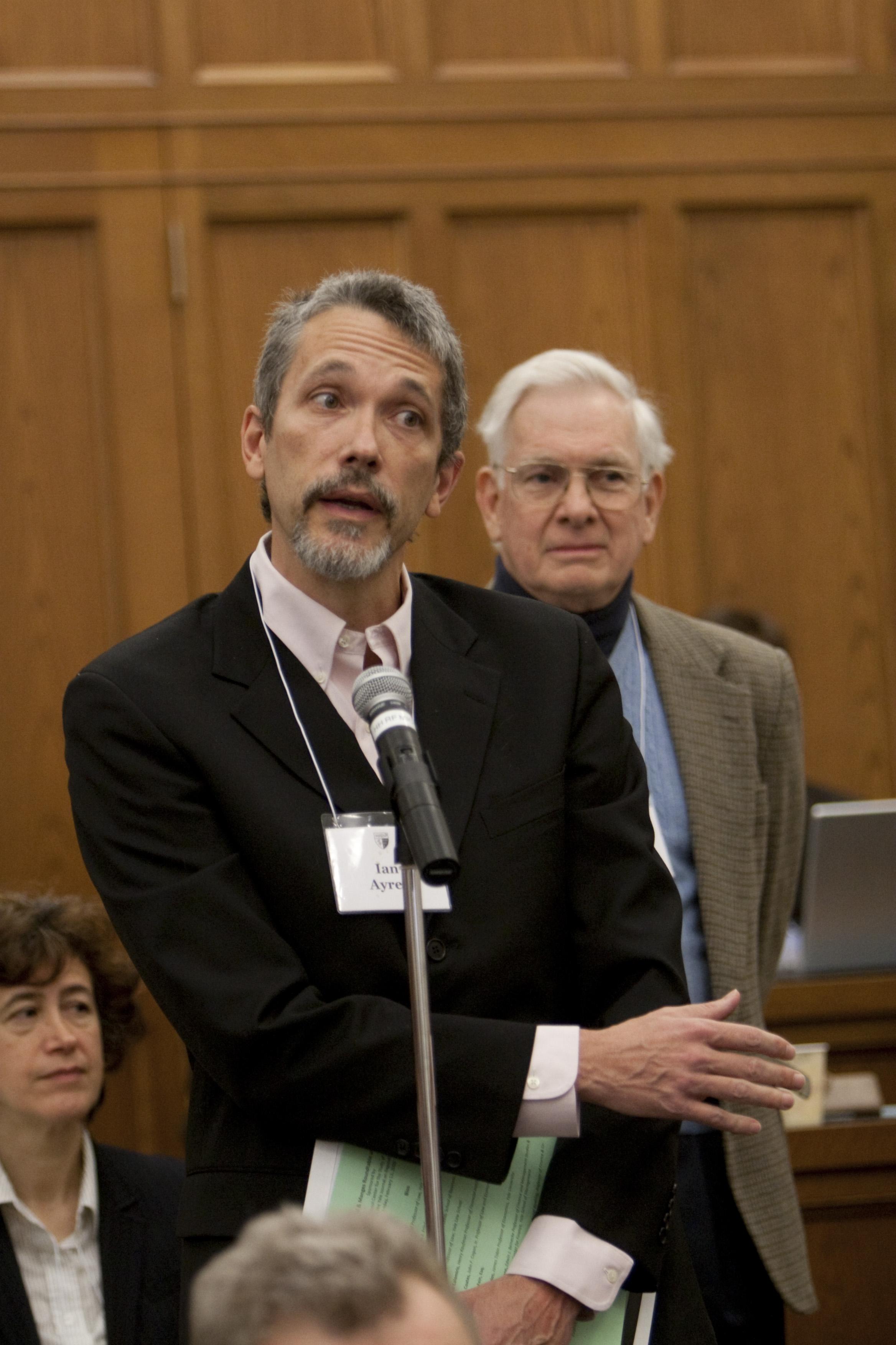 YLS Prof. Ian Ayres '86