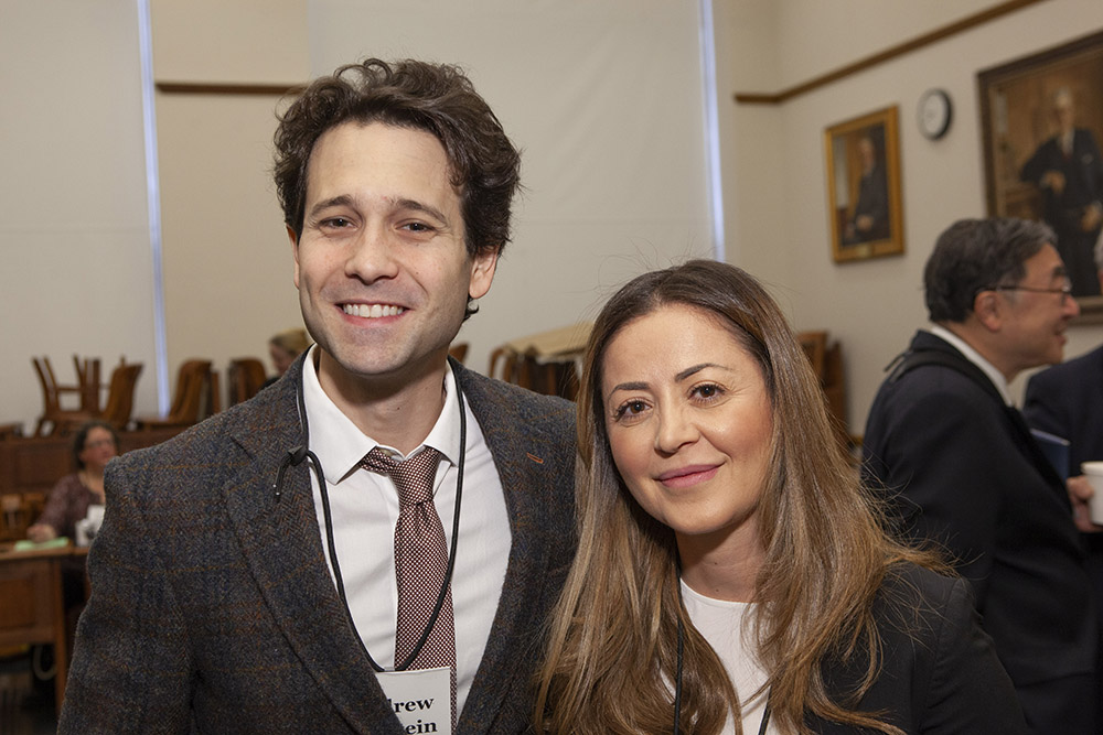 Wake Forest Law Prof. Andrew Verstein '09 and Case Western Reserve Law Prof. Anat Alon-Beck