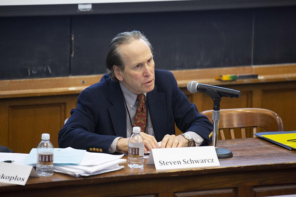 Duke Law Prof. Steven L. Schwarcz