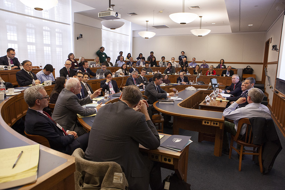 Audience at the 2019 Roundtable