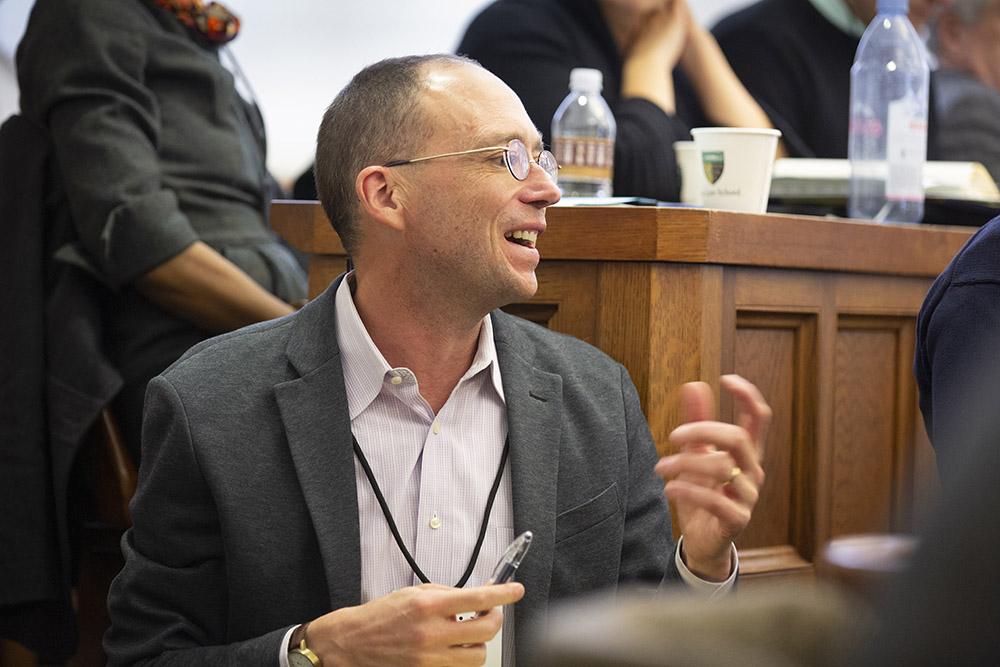 Wharton Prof. David Zaring