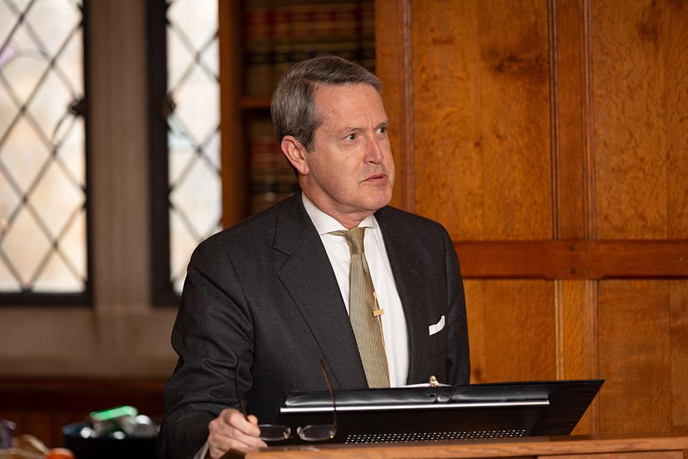 Vice Chair Randal K. Quarles '84